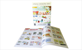 2013 Spring Up With Paper catalog