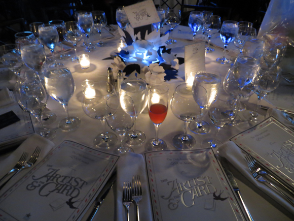 LOUIE Awards table