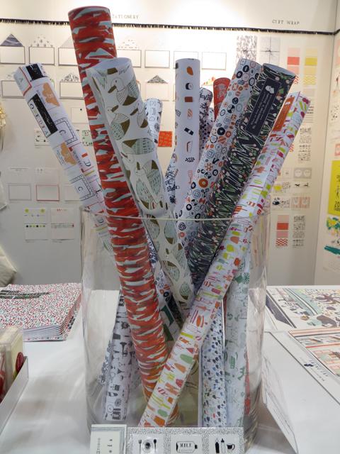 Mr. Boddington's Studio wrapping paper