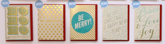 Hello!Lucky holiday cards
