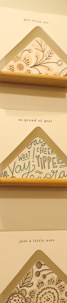 Moglea envelope liners