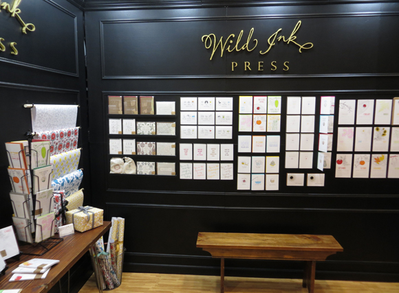 Wild Ink Press booth