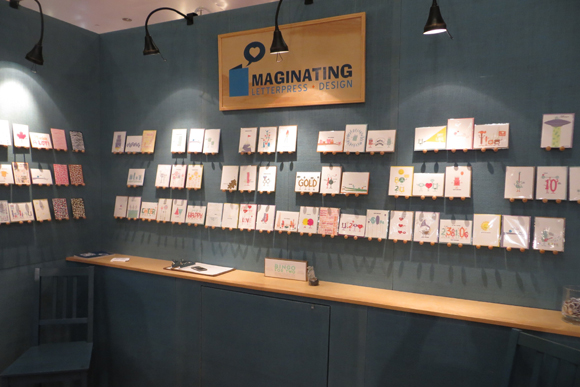 Maginating booth