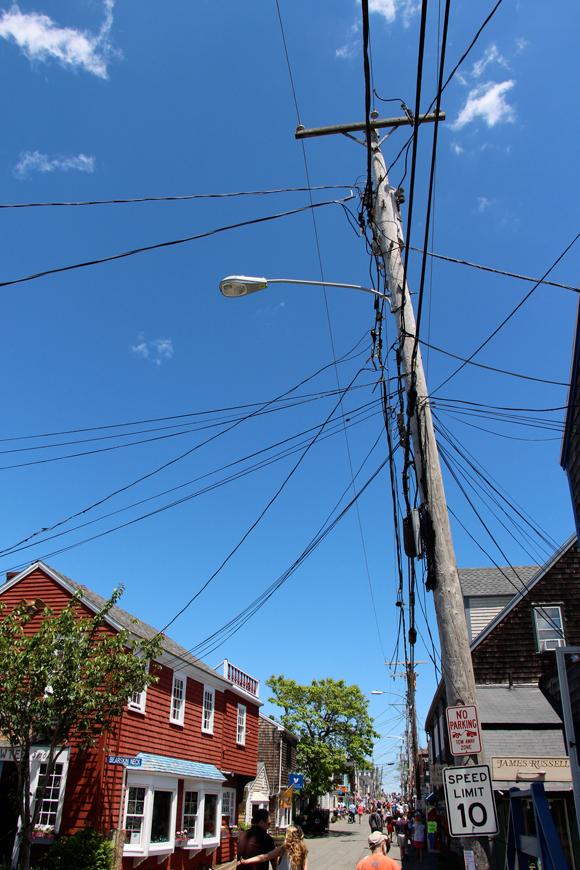 Rockport wiring