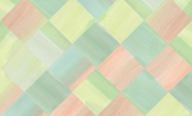 Pastel Basketweave pattern