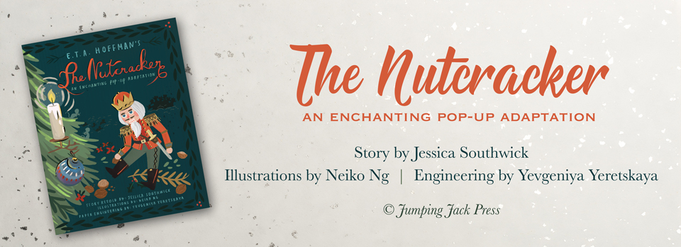 <em>The Nutcracker</em> pop-up book
