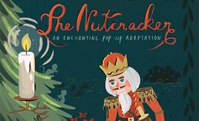 <em>The Nutcracker</em> pop-up book